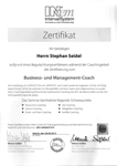 Business und Management Coach